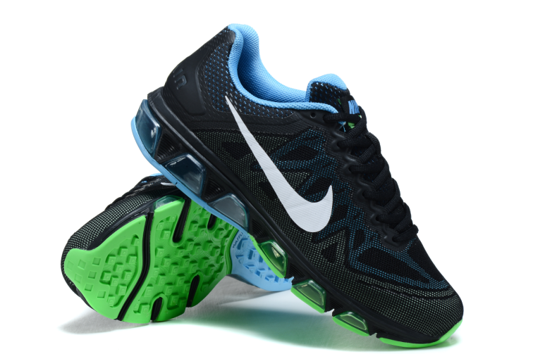 2015 Nike 20K6 Black Blue Green Shoes
