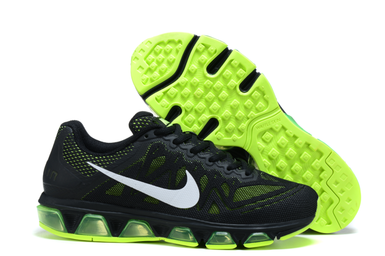 2015 Nike 20K6 Black Fluorscent Green Shoes