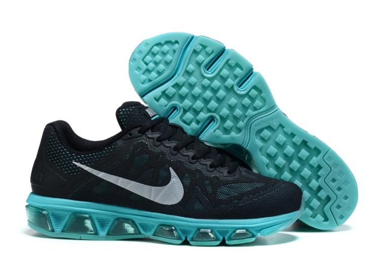 2015 Nike 20K6 Black Light Blue Shoes