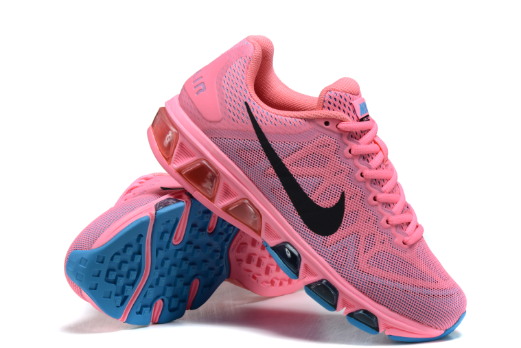 2015 Nike 20K6 Women Pink Blue Shoes