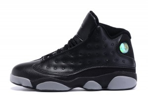 2015 Air Jordan 13 DB Doernbecher Black Grey