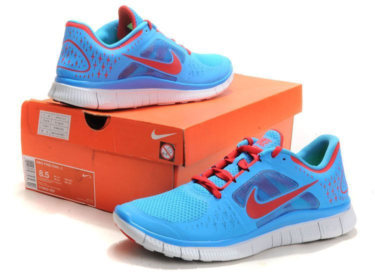 new product 5a0ec ee0a8 ... discount trendy nike free run 5.0 2 baby blue red 927ca 10696