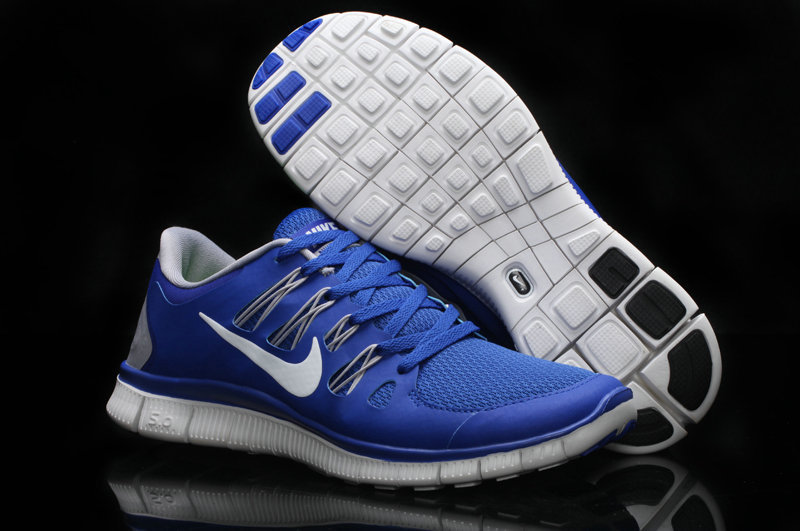 dark blue nike free runs