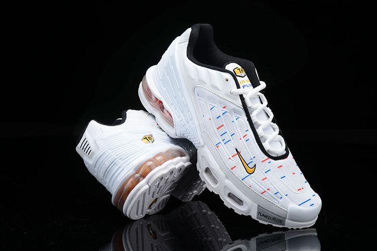 Nike Air Max VaporMax Plus White Colorful Shoes