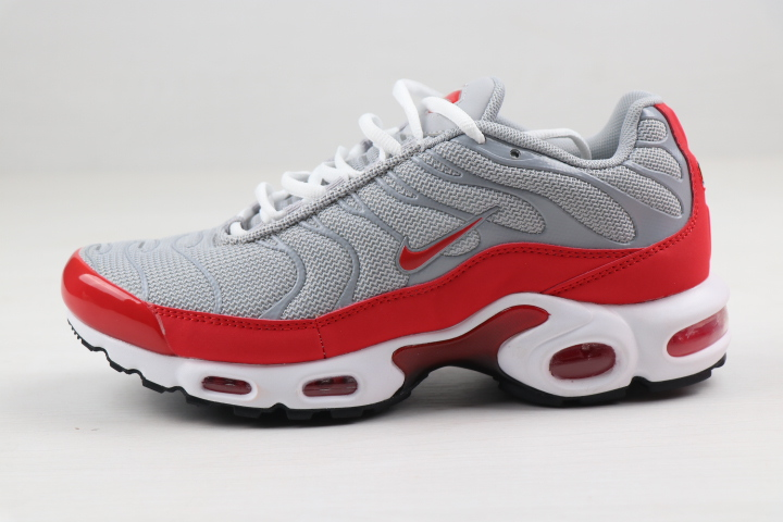 Nike Air Max VaporMax Plus Grey Red White Shoes