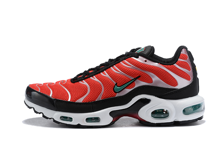 Nike Air Max VaporMax Plus Red Black White Shoes