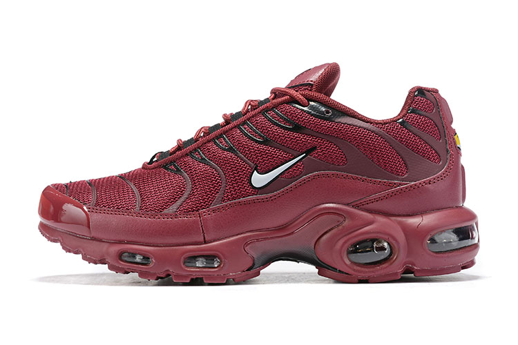 Nike Air Max VaporMax Plus Wine Red Black Shoes