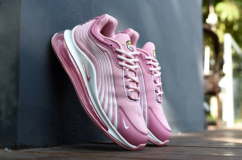 Women Nike Air Max 720 Pink White