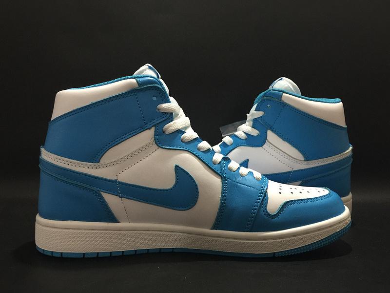 Air Jordan 1 OG UNC Blue White Lover Shoes