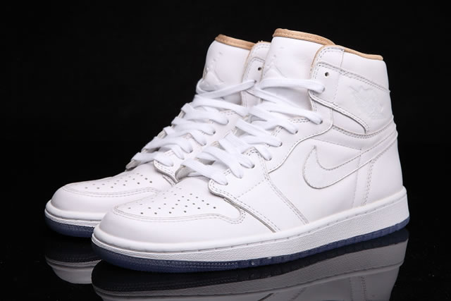 Air Jordan 1 Retro High LOS White