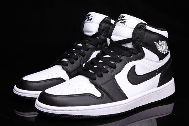 Air Jordan 1 Retro High OG AJ1 Black White