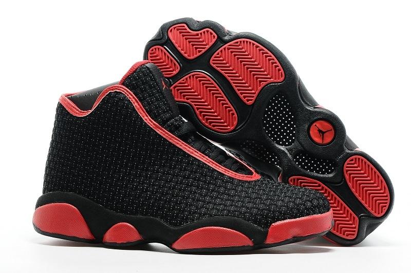 Air Jordan 13 Future Black Red Shoes