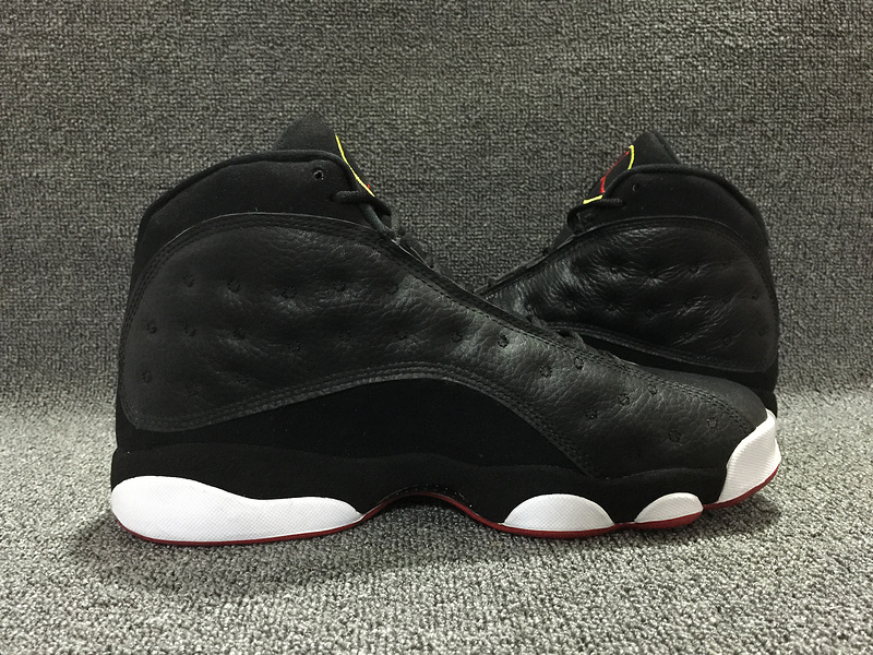 Air Jordan 13 Retro ASG Black Red Shoes