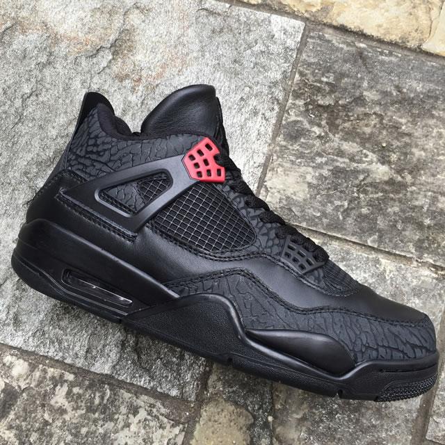 Air Jordan 3Lab4 Black Infrared 23