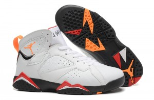 Air Jordan 7 VII White Black Cardinal Red Bronze