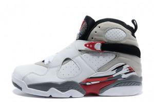 Air Jordan 8 Retro Bugs Bunny White Black True Red