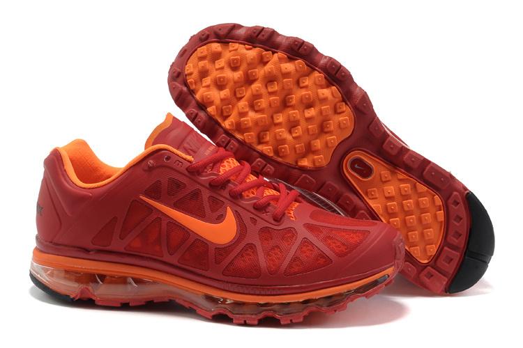 Nike Air Max 2011 Red Orange