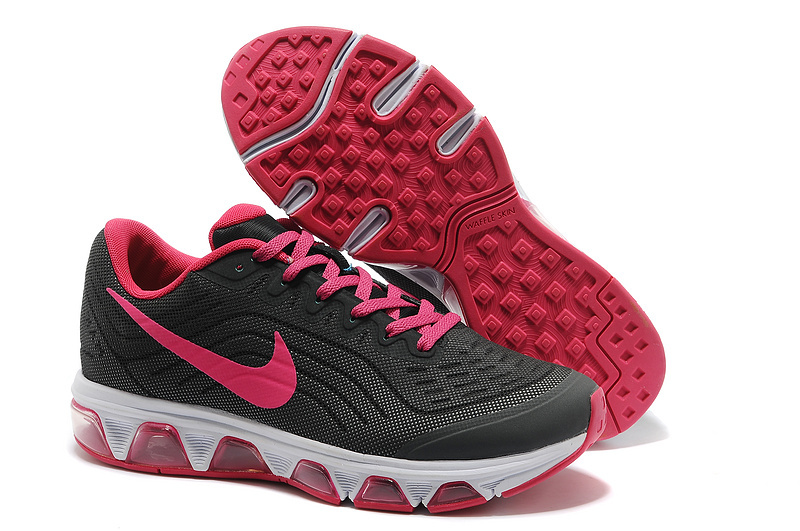 Nike Air Max 2015 Cushion Black Pink White Shoes