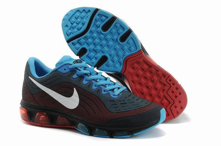 Nike Air Max 2015 Cushion Blue Black Wine Red Shoes