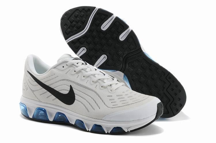 Nike Air Max 2015 Cushion White Black Shoes