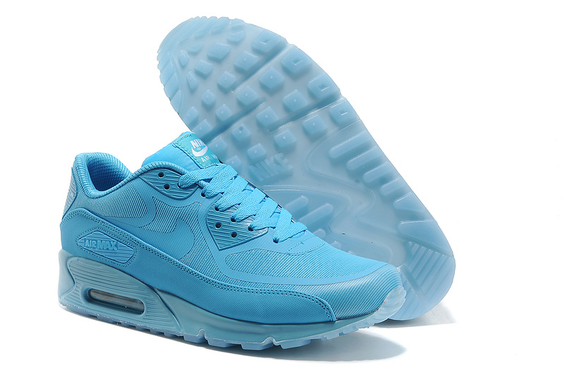 Nike Air Max 90 All Blue Shoes