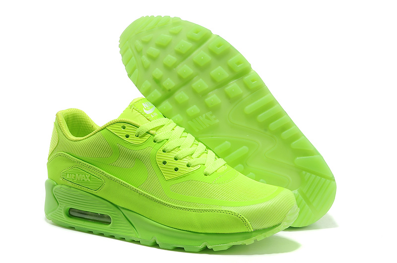 Nike Air Max 90 All Green Shoes