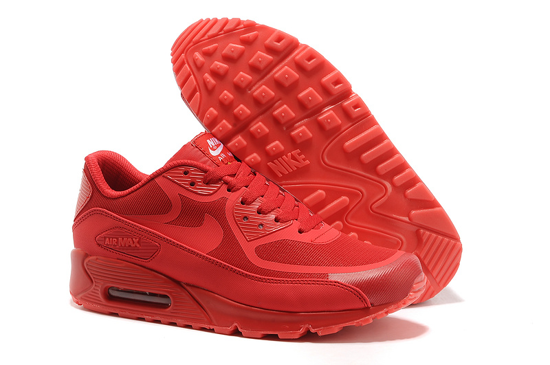 Nike Air Max 90 All Red Shoes