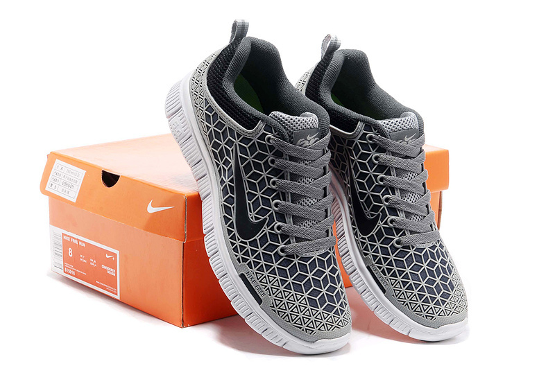 Nike Free 6.0 Grey Black Shoes