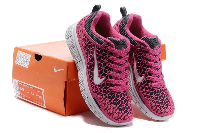 Breathable Women Nike Free 6.0 Peach White Shoes