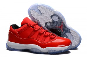 Jordan 11 Retro Low Red PE Carmelo Anthony Red White