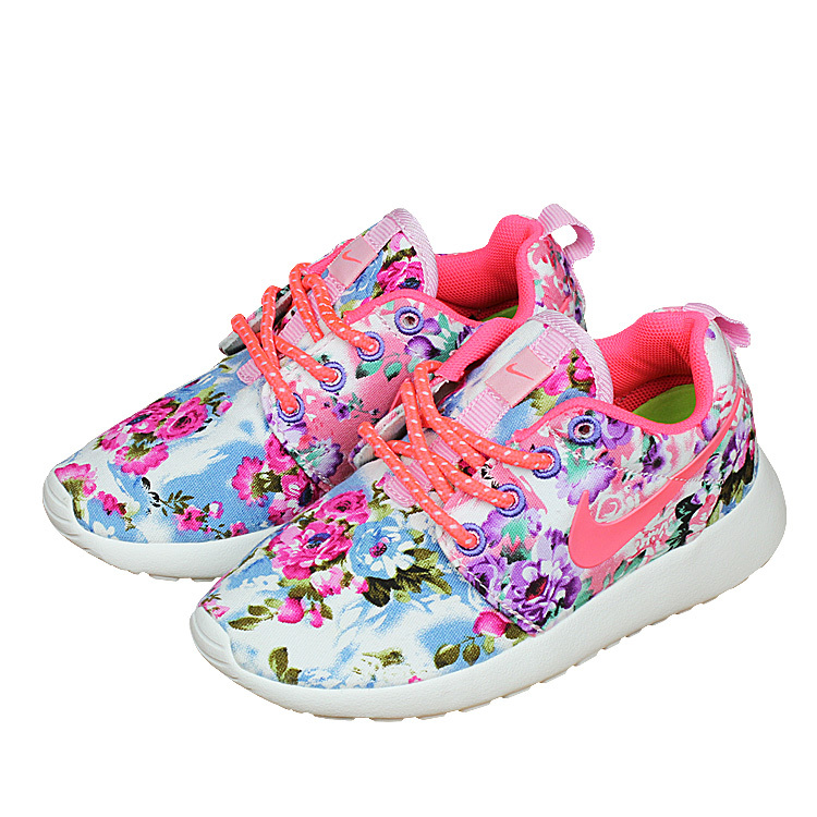 Nike Roshe Run Colorful Shoes For Kid