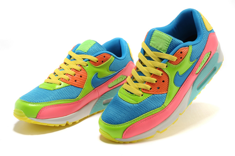 Nike Air Max 90 Colorful Shoes
