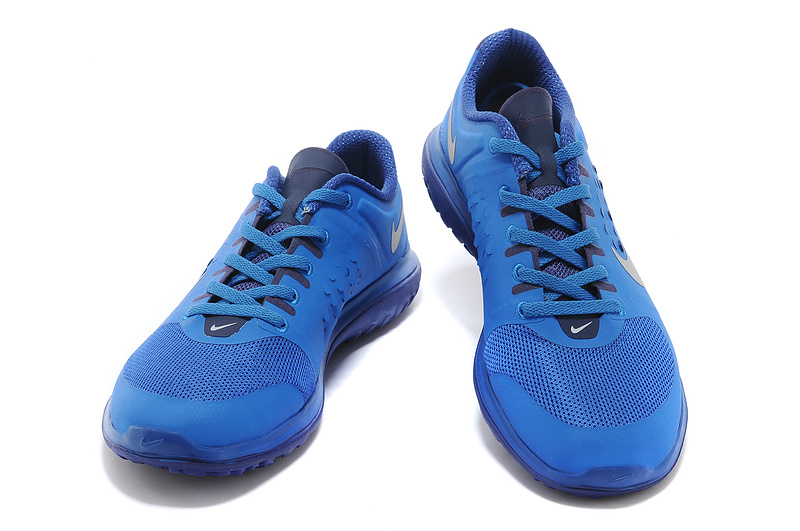 Nike FS Lite Run All Blue