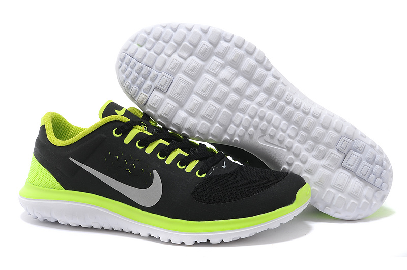 Nike FS Lite Run Black Fluorscent