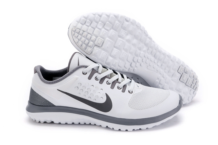 Nike FS Lite Run White Grey