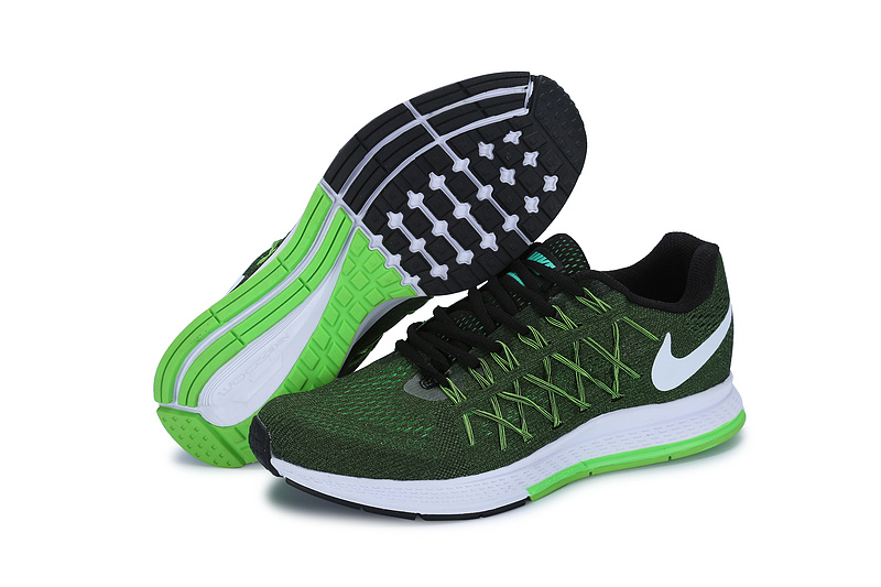 New Nike Air Zoom Vomero Army Green Shoes