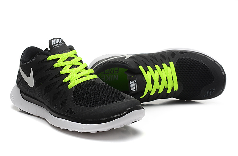 Nike Free Run 5.0 Black Yellow