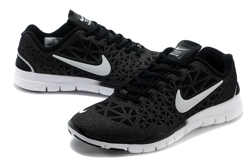 New Nike Free Run 5.0 Black Shoes