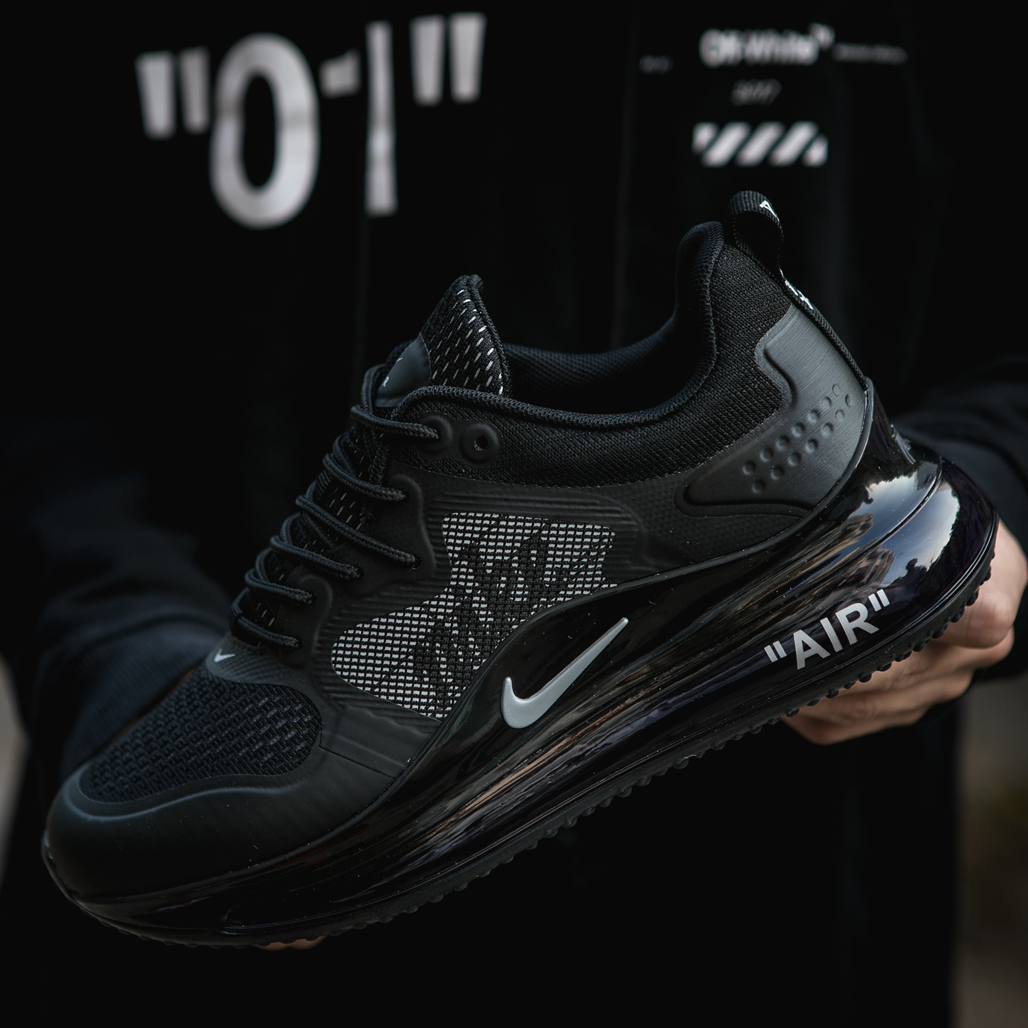 2020 Nike Air Max 720 All Black
