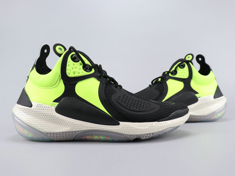 2020 Nike Joyride CC3 Setter Black Green For Women
