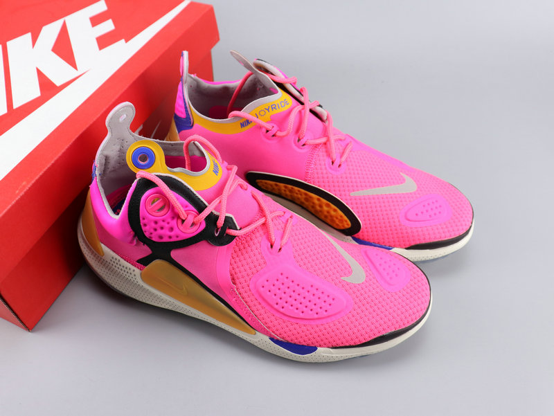 2020 Nike Joyride CC3 Setter Pink Yellow Black White For Women