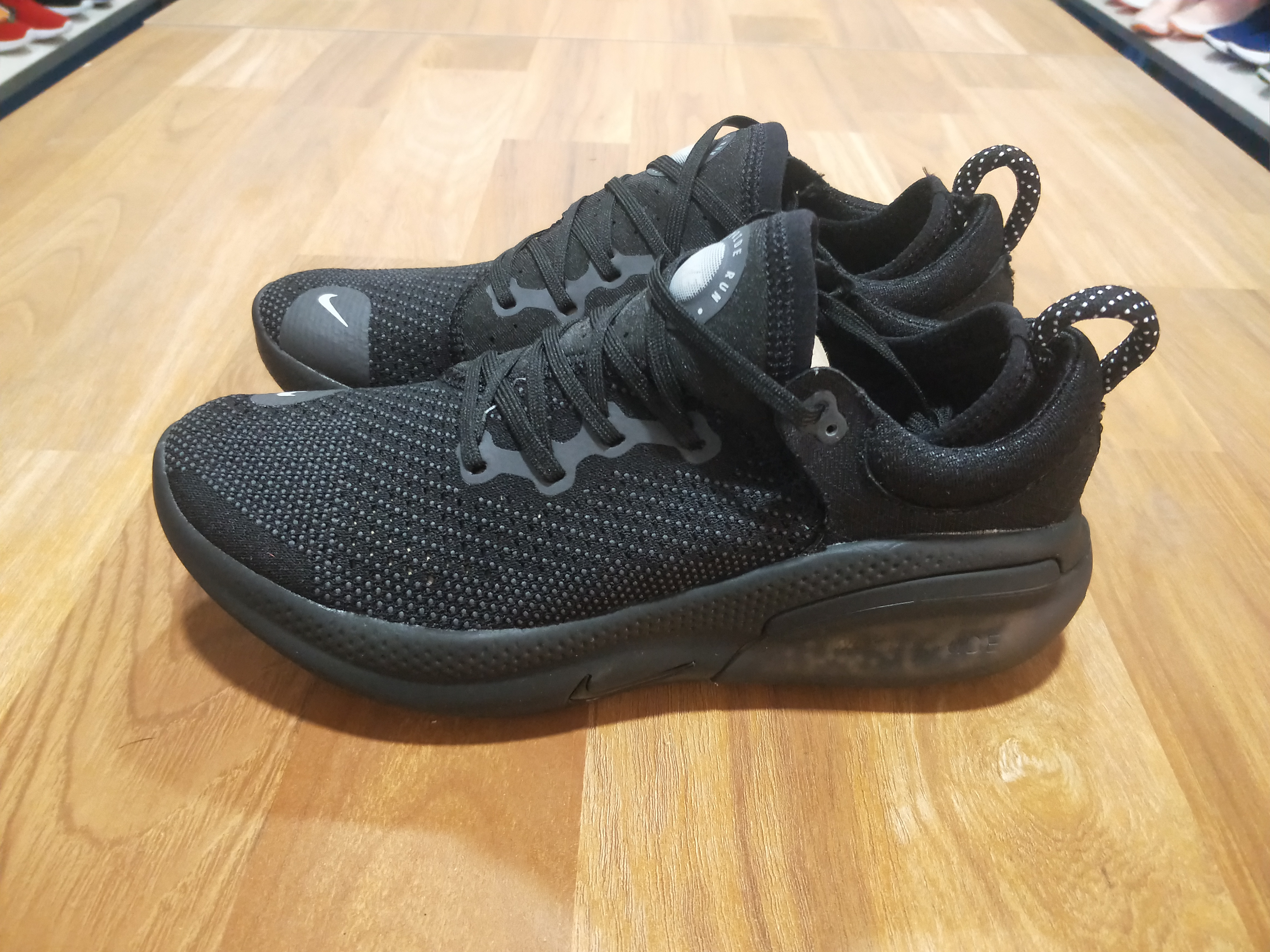 2020 Nike Joyride Run FK All Black For Women