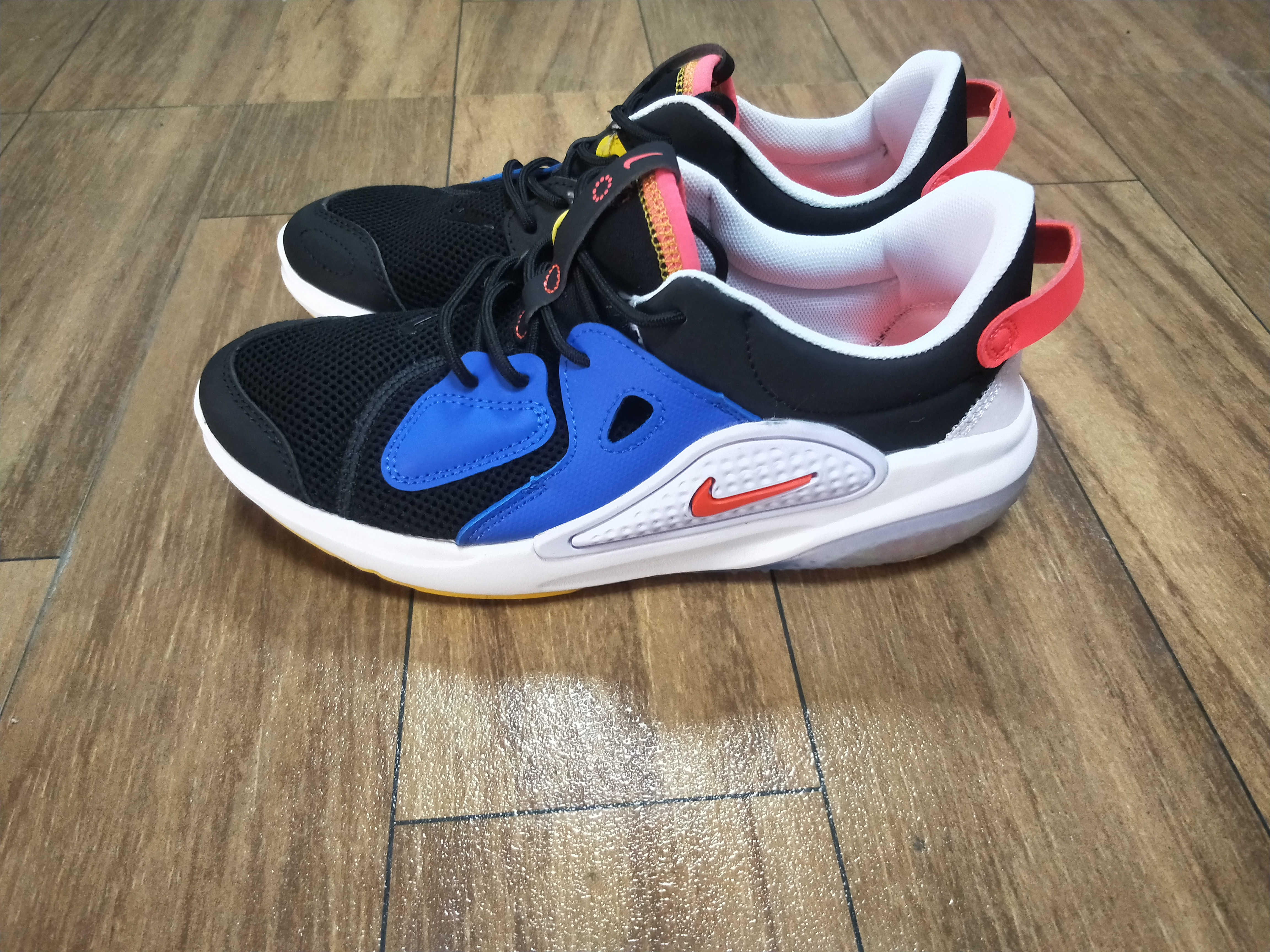 2020 Nike Joyride Run FK Black Blue Red WhiteFor Women