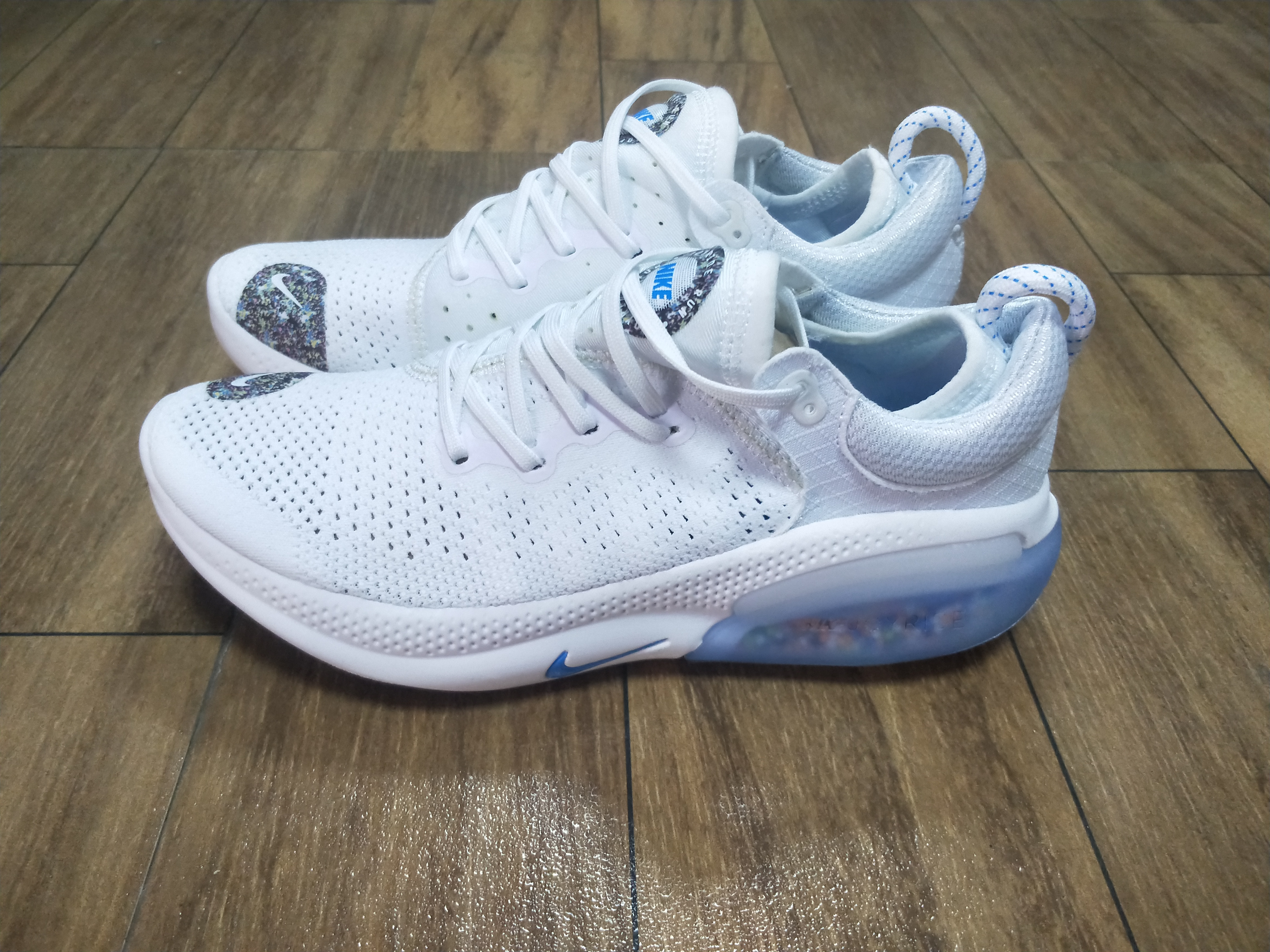 2020 Nike Joyride Run FK Pure White For Women