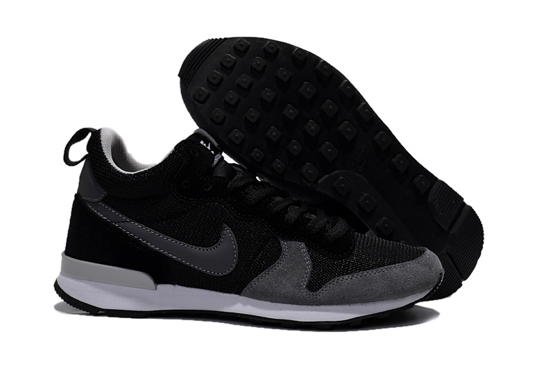 Nike 2015 Archive Black Grey Shoes
