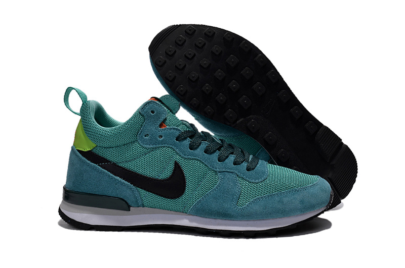 Nike 2015 Archive Blue Black Green Shoes