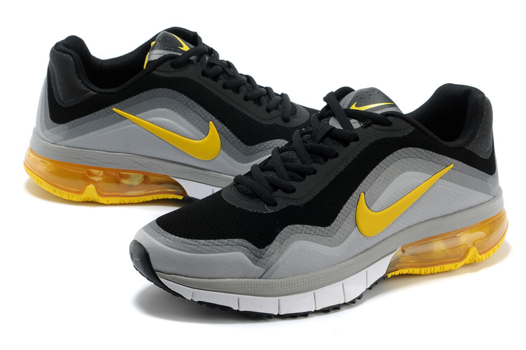 Nike Air Max TR 180 Black Grey Yellow