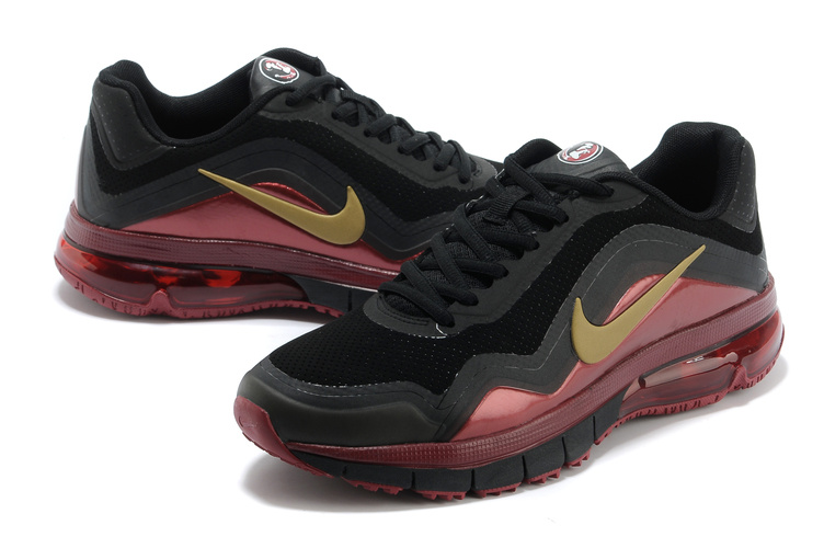 Nike Air Max TR 180 Black Red Gold