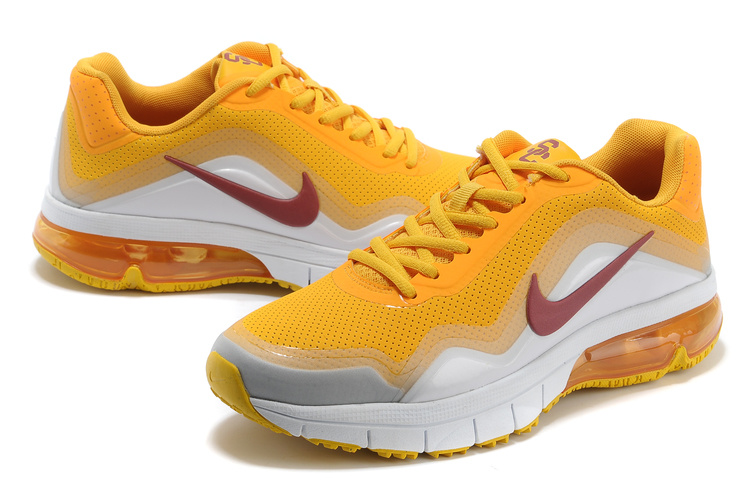 Nike Air Max TR 180 Yellow Silver White