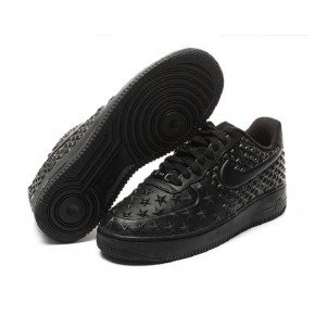 Nike Air Force 1 Low All Black Shoes
